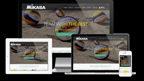 Mikasa Sports USA - Feature Image