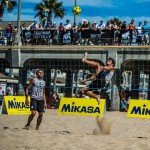 CA Footvolley Action