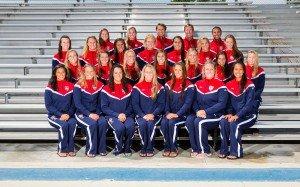 USA Womens Water Polo Team