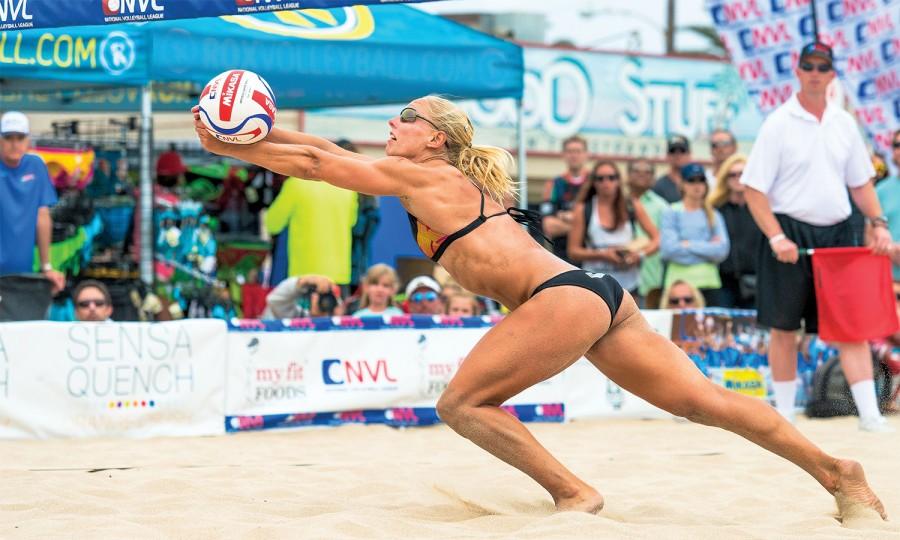 Mikasa Beach Volleyball