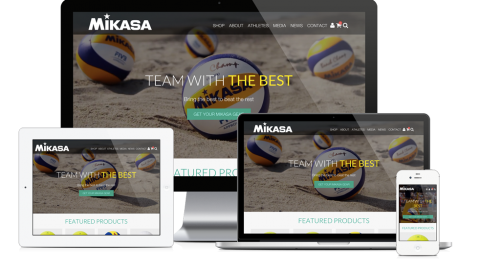 Mikasa Sports USA - Feature Image