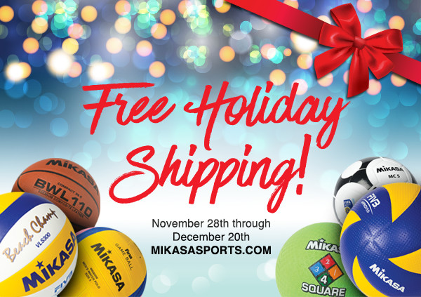 Free Shipping for the Holidays 2015