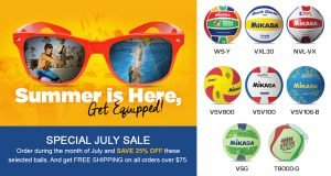 Summer is Here - July Sale