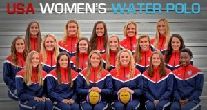 USA Womens Water Polo for 2016