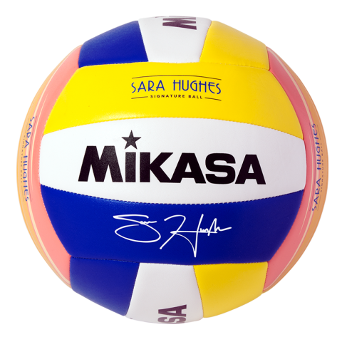 VSH5 - Sara Hughes Official Ball